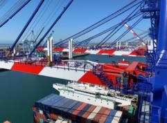 Harbor Industrial Services Crane Maintenance