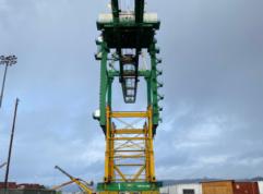 Harbor Industrial Crane Modification and Retrofit
